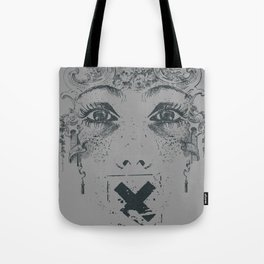 Censorship Tote Bag
