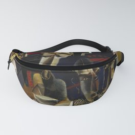 Max Weber - The Visit Fanny Pack