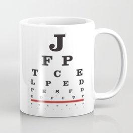 Focus On jesus Coffee Mug