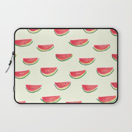 Watercolor Watermelon Laptop Sleeve