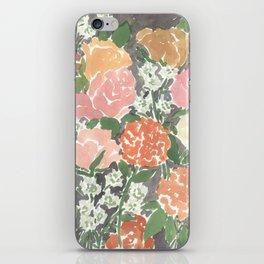 Dusty Rose iPhone Skin