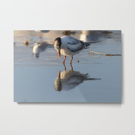 Fall In Love With Yourself Metal Print
