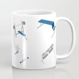 fitness club Coffee Mug