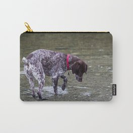 German Shorthaired Pointer Dog Carry-All Pouch