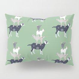 Goat Stack Pillow Sham