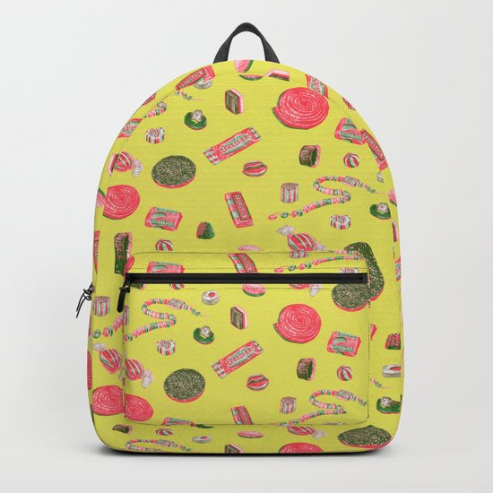 Old Fashioned Boiled Sweets by Chrissy Curtin Backpack