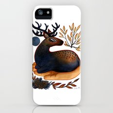 The Elk  Slim Case iPhone (5, 5s)