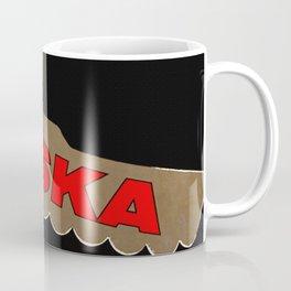Alaska Totem Pole Travel Coffee Mug