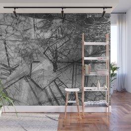Charcoal Wall Mural