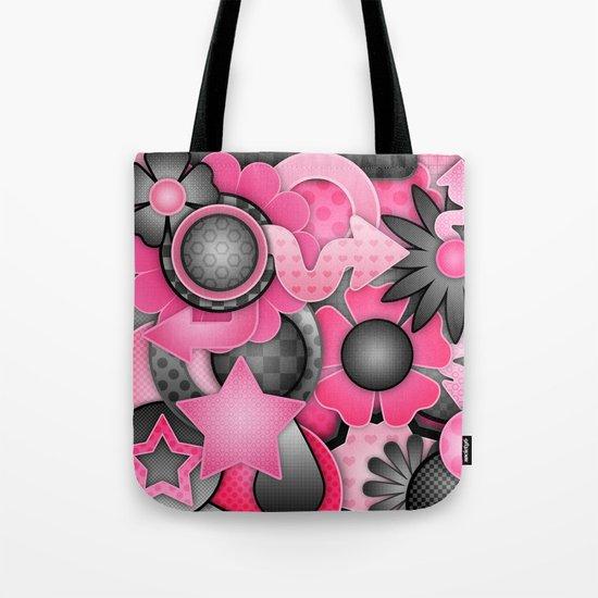 Bubble Gum Bash Tote Bag