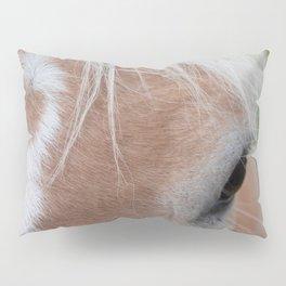Equine Cowlick Pillow Sham