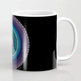 Caraibe Mandala Coffee Mug