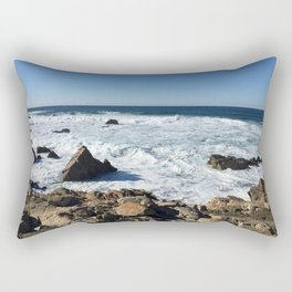Tumultuous Ocean Rectangular Pillow