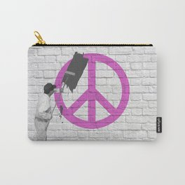 No Peace Allowed! Carry-All Pouch
