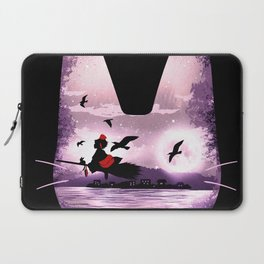 Midnight Delivery Laptop Sleeve