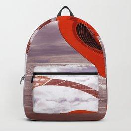 dali's guitarra Backpack
