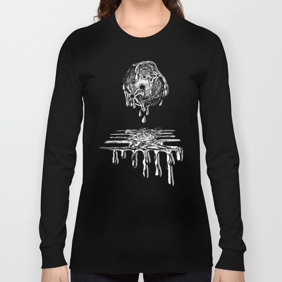 Moon Melt Long Sleeve T-shirt