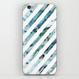 Sea Stripes iPhone Skin