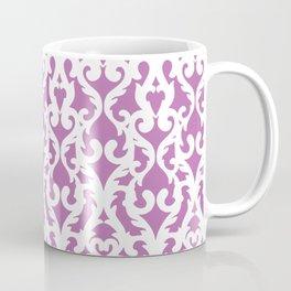 Modern Baroque Purple Coffee Mug