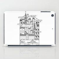 tokyo iPad Cases featuring TOKYO by Design Made in Japan
