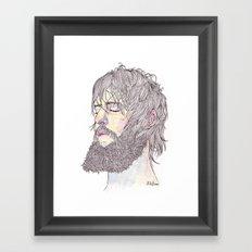 Ben Bridwell  Framed Art Print