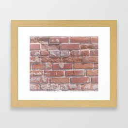 Laid in the Way Framed Art Print