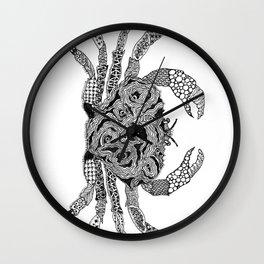 StudioJulia Crab Wall Clock