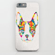 Rainbow Bulldog Slim Case iPhone 6s