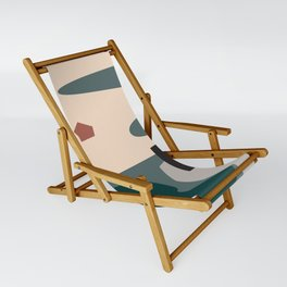 // Shape study #21 Sling Chair