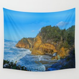 The Cove I Wall Tapestry