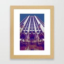 Chicago Buildings 7 Framed Art Print