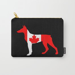 Canada Doberman Carry-All Pouch