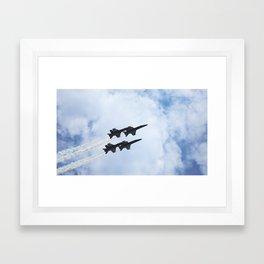 The Angels Framed Art Print