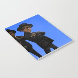 Tougher Than Leather Notebook