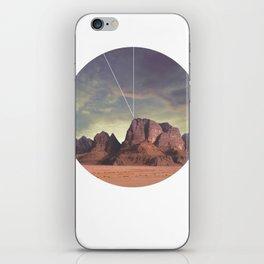 Red Rock iPhone Skin