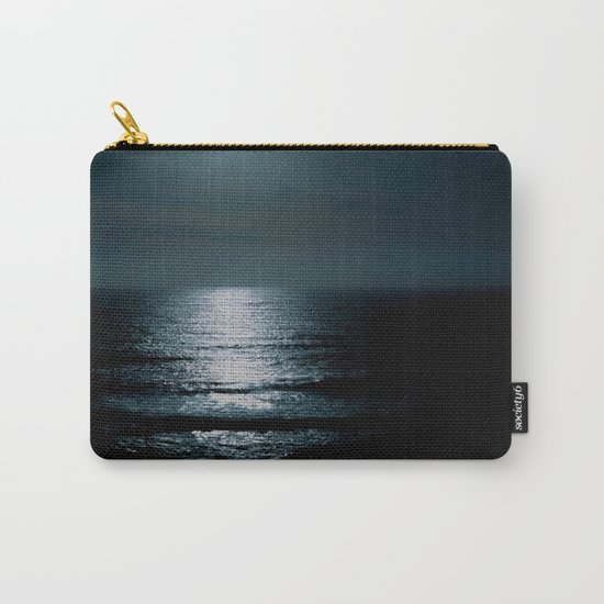 Black water  Carry-All Pouch