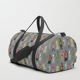 Naughty Lightsabers - Light Duffle Bag