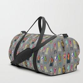 Naughty Lightsabers - Light Duffle Bag