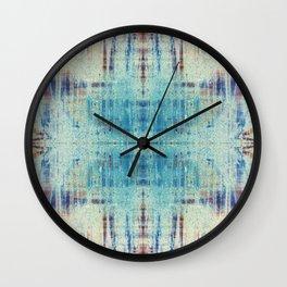 Hey Fever Edit Invert Mirrored Wall Clock