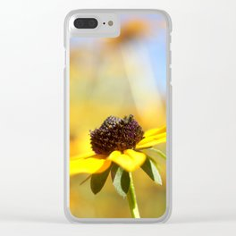 Thrives in the sun Clear iPhone Case