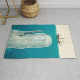 The Whale - option Rug