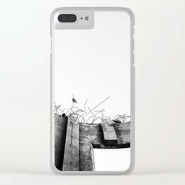 Destroy Clear iPhone Case