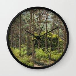 PHOTOGRAPHY / TREE 03 Wall Clock