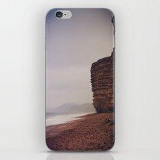 Jurassic Coast iPhone & iPod Skin