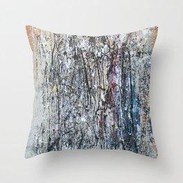 Interstellar Throw Pillow
