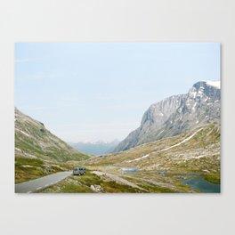 Vagabond Canvas Print