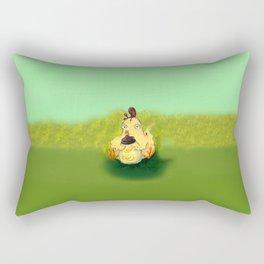 Chicken Skin Rectangular Pillow