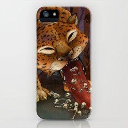 UAY BALAM iPhone Case