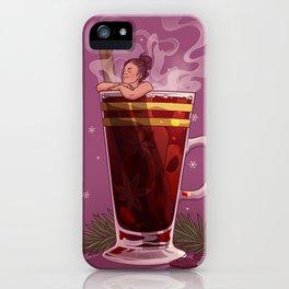 Mull it over iPhone Case