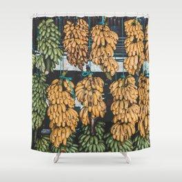 Banana Land Shower Curtain